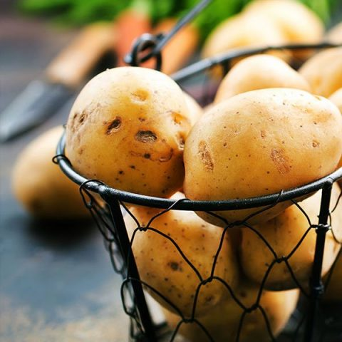 Easy Curried Potatoes, Apples, and Onions: An Un-Recipe