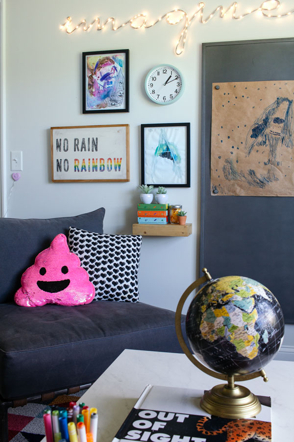 How to involve your kids in decorating