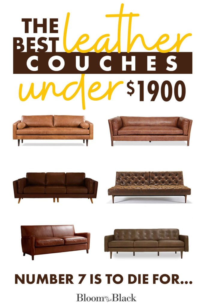 Outstanding 7 Affordable Leather Sofas Most With Free Shipping Caraccident5 Cool Chair Designs And Ideas Caraccident5Info