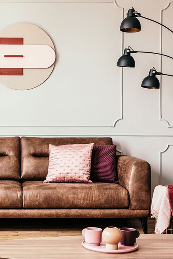 7 Affordable Leather Couches for 2021 (Most With Free Shipping!)