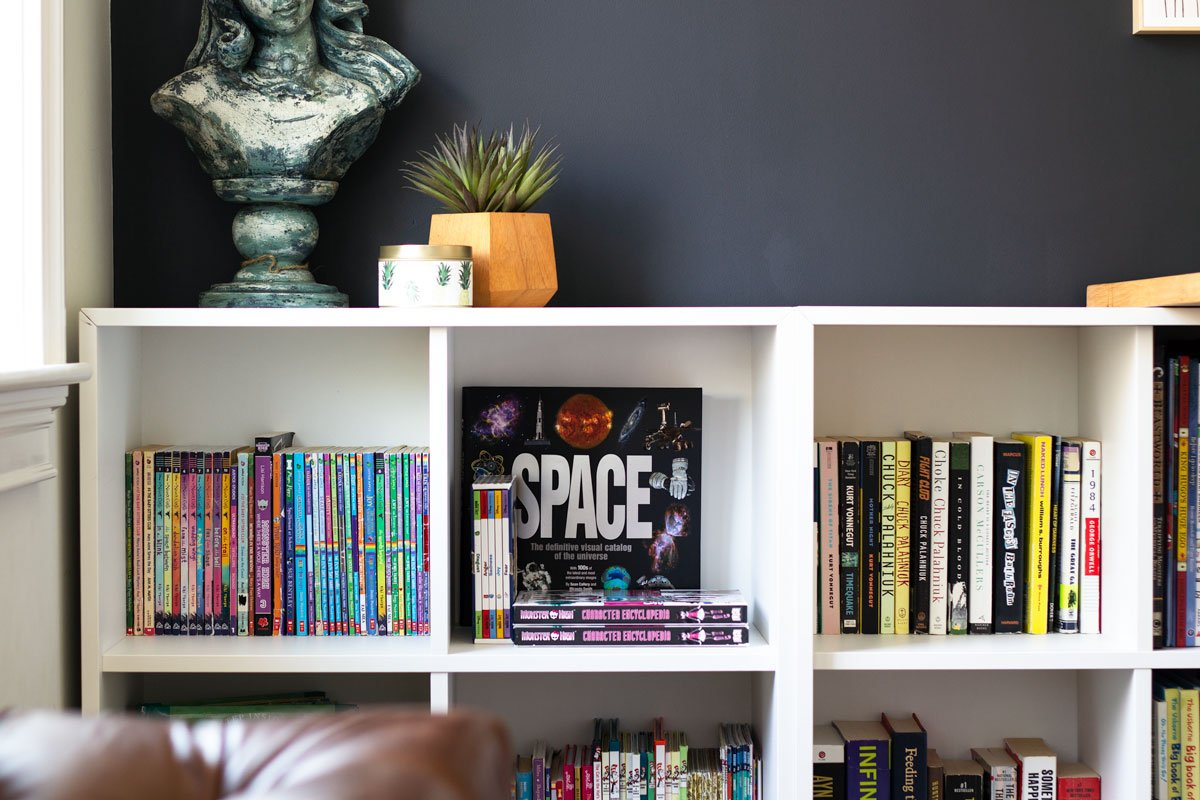 Graphic Home Office: One Room Challenge. All our books are now easy to access.