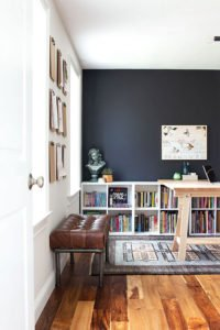 A Graphic Designer's Home Office Redesign