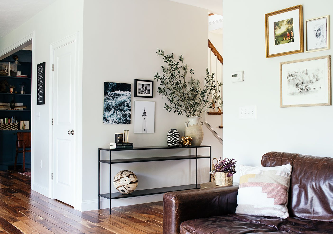 Shop the light and brightentryway