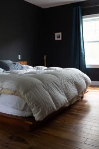 Let's Design a Dark and Moody Master Bedroom: One Room Challenge Week 1