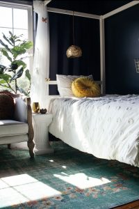 A DIY Girl's Bedroom Makeover (On a Budget!)