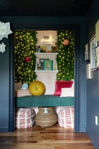 Turn a Closet into a Cozy Reading Nook for Kids: 4 Essential Elements