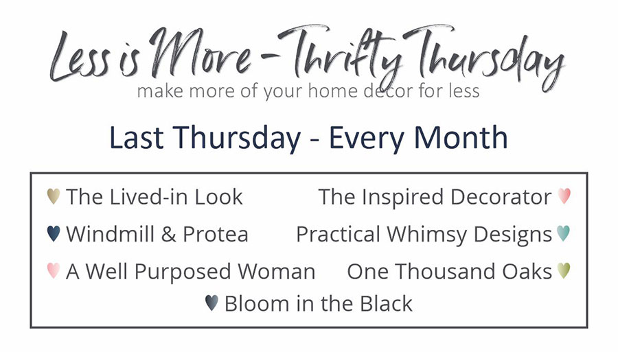 Thrifty Thursday - October 2020