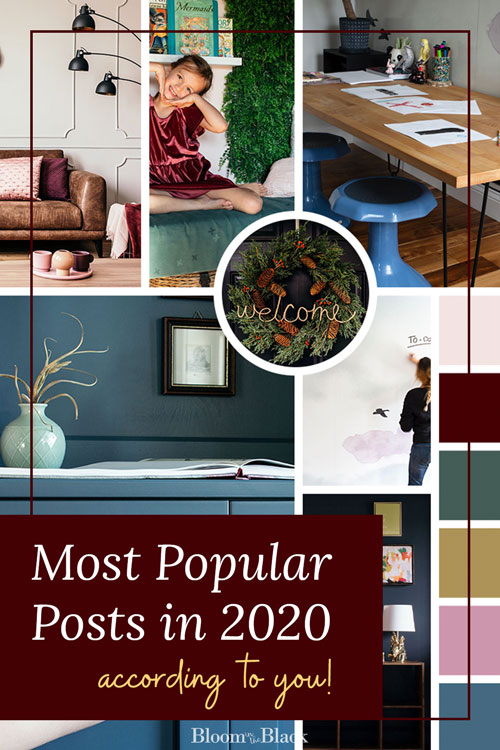 I dove into the analytics and these are the 11 tops posts that you guys read in 2020. There's a great mix of home decor, DIY projects, and round-ups in there. Take a look!