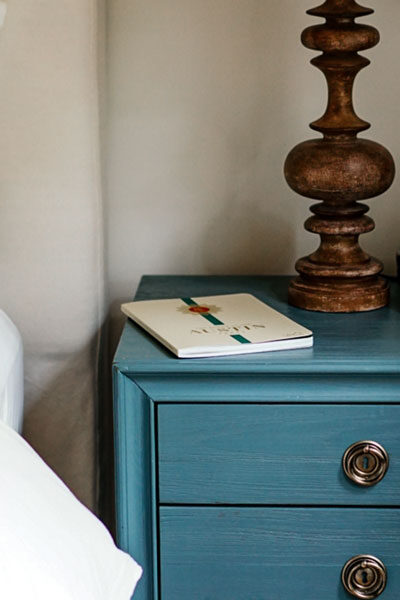 The 7 best narrow nightstands for small bedrooms