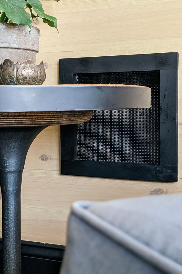 How to Make a DIY Air Vent Cover