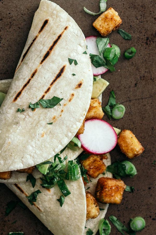 Crispy Tofu Tacos: Perfect for Cinco de Mayo!